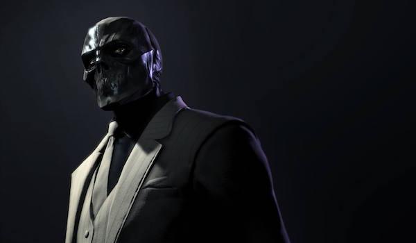 Batman Black Mask