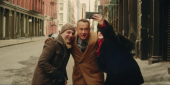 Tom Hanks Ran Into A Random Bride and Groom, And The Pictures Are Wonderful