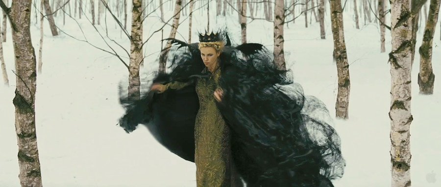 35 High-Res Screenshots From The Snow White And The Huntsman Trailer #5197