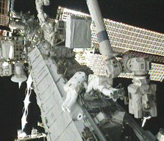 Success In Orbit: Astronauts Replace Vital Space Station Cooling Pump