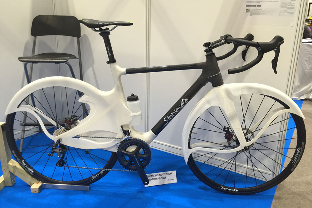 Do you need a bike with built in carbon-fibre mudguards ...