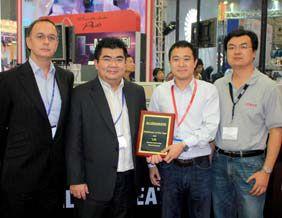 Sanecore Scoops International Award