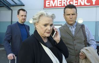 Casualty Sharon Gless