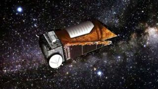 NASA's Kepler mission is searching for Earth-like planets by looking for them to cross the face of alien stars.