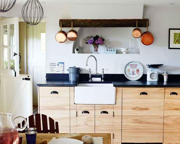 10 DIY kitchens – easy tips and ideas to update a kitchen yourself