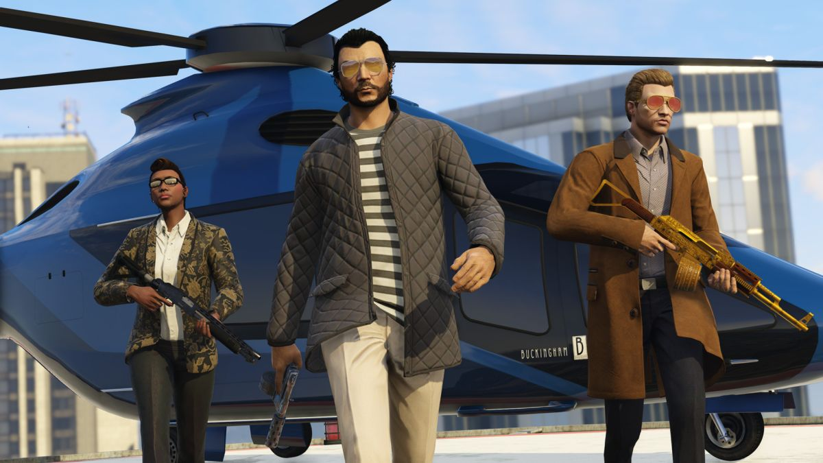 How To Play Gta Online A Quick Start Guide To Acquiring Cash Vehicles And Property Gamesradar