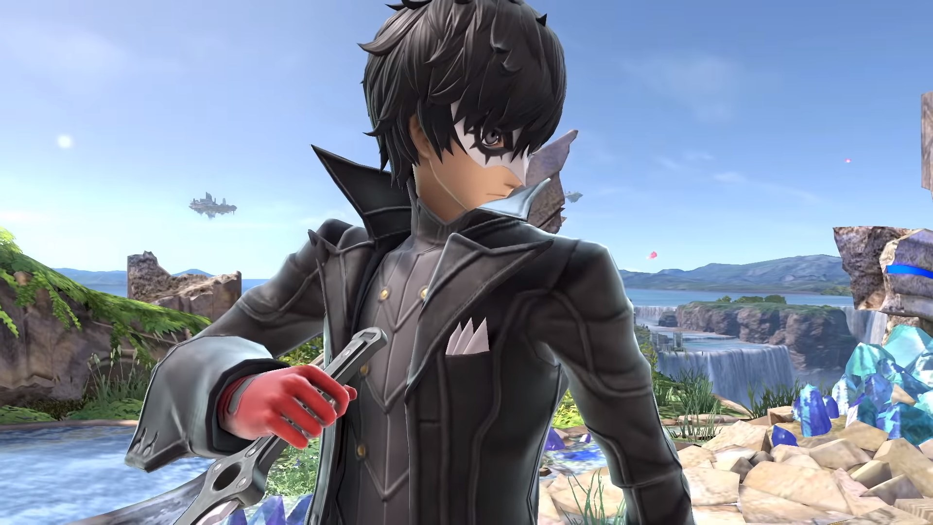 Super Smash Bros  Ultimate: Joker from Persona 5, Stage