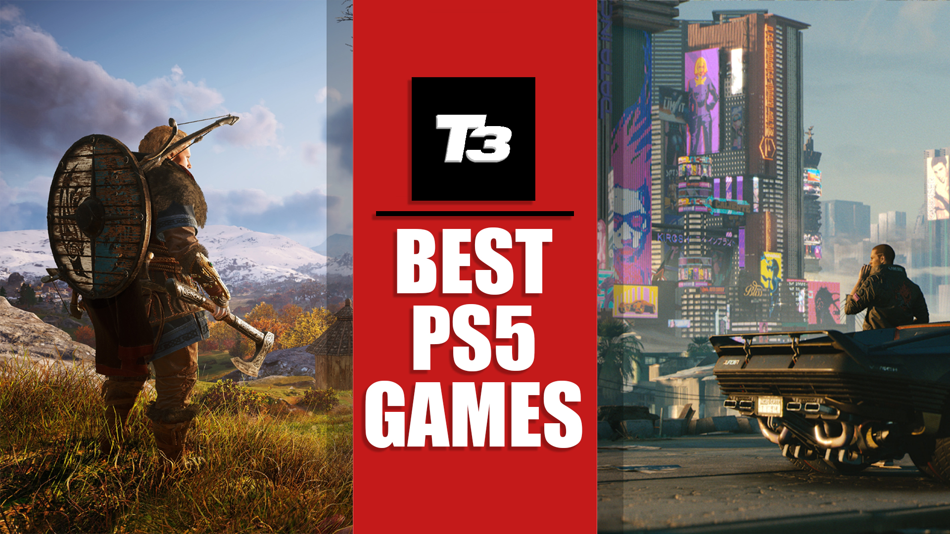 Ps5 Games List The Best Playstation 5 Games T3