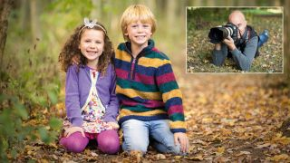 Home photography ideas: Children's portraits made easy