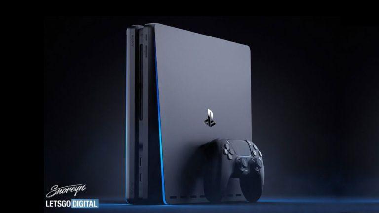 O PS5 pode se manter, apesar da falta de poder percebida em comparação com o novo Xbox? (Crédito da imagem: LetsGoDigital)