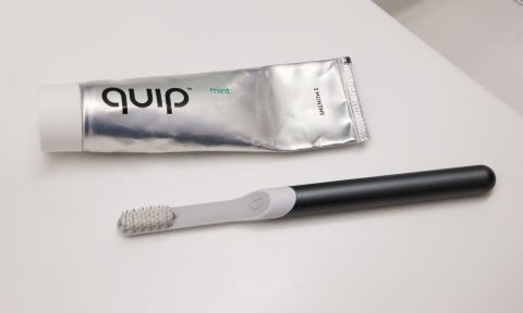 Quip Electric Toothbrush Review: More Subscription Than