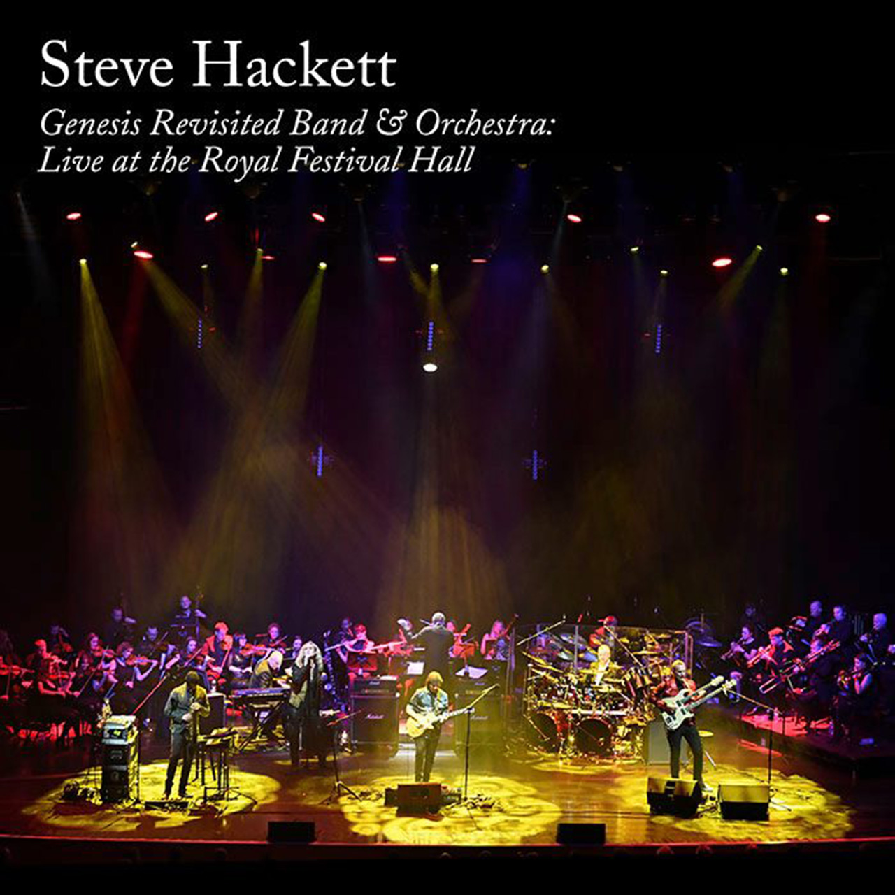 Watch Steve Hackett perform Afterglow at the Royal Festival Hall | Louder