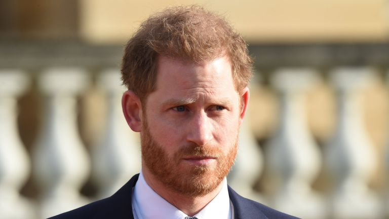 Prince Harry, Duke of Sussex, the Patron of the Rugby Football League hosts the Rugby League World Cup 2021 draws at Buckingham Palace on January 16, 2020
