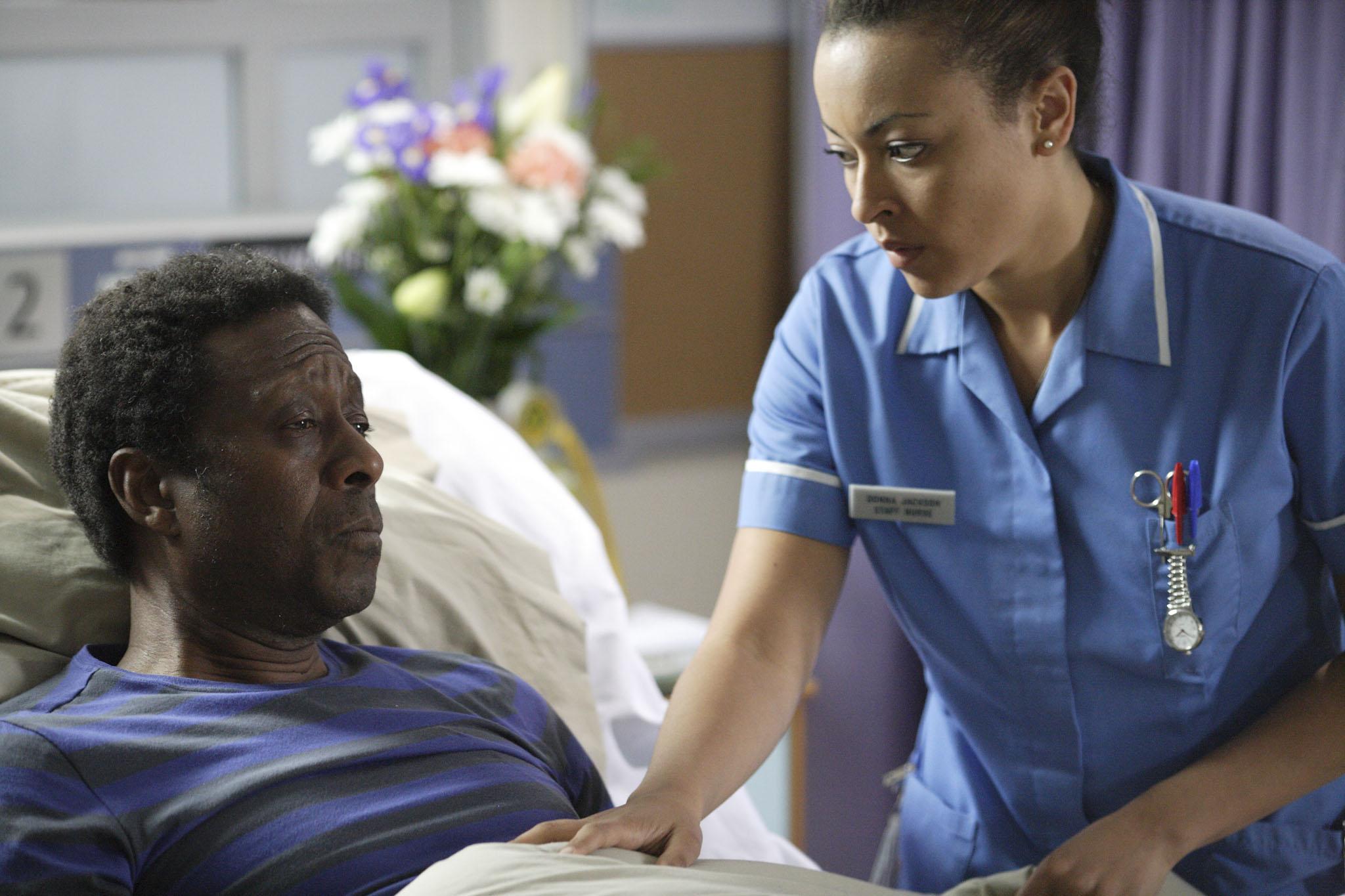 Donna's Bad News: Will her dad die?