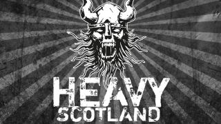 The Heavy Scotland 2018 logo