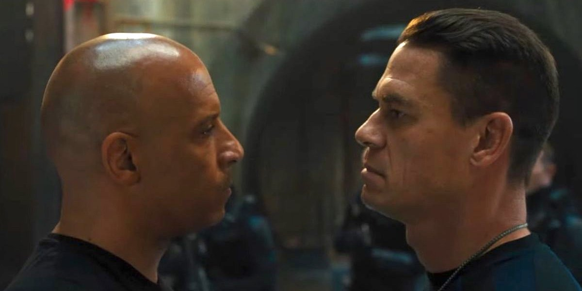 Dom Toretto and Jakob Toretto face off at last