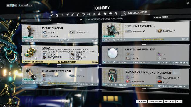 Warframe Mods Guide: Anwenden, Kombinieren, Fusion