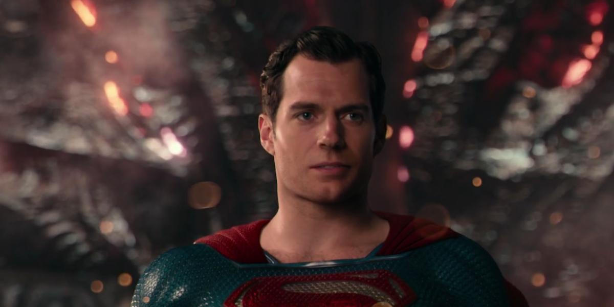 Superman in Justice League