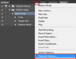Create your own Photoshop actions in 5 simple steps