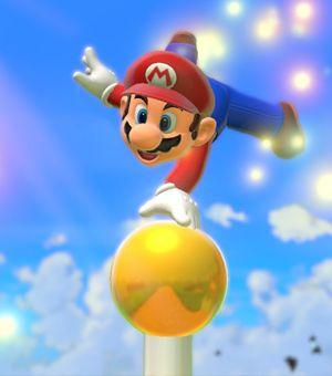 Is Super Mario 3D World a legit home console Mario game?