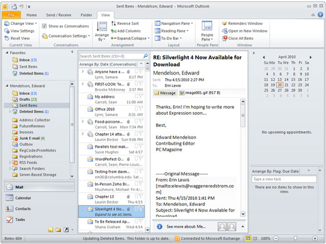Buy Cheap Microsoft Office Outlook 2010