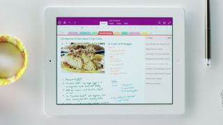 OneNote for iPad
