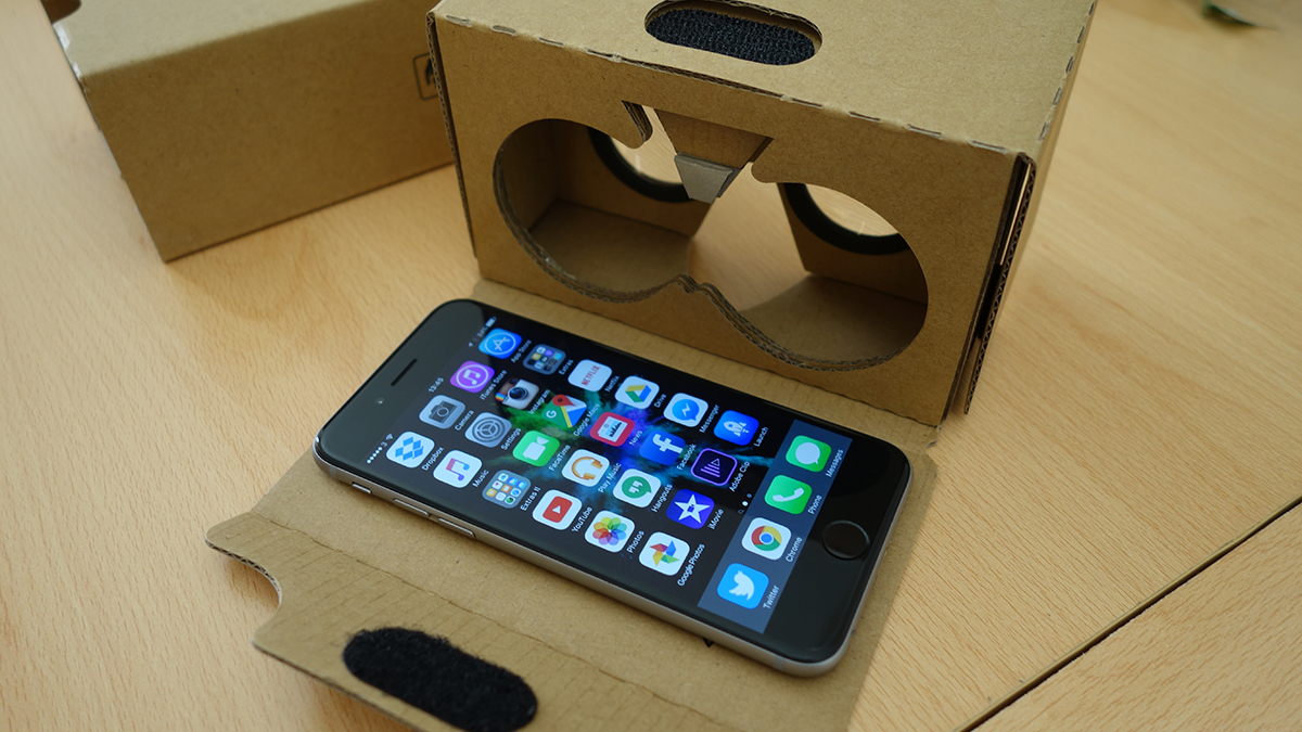 How to turn your smartphone into a virtual reality headset | TechRadar
