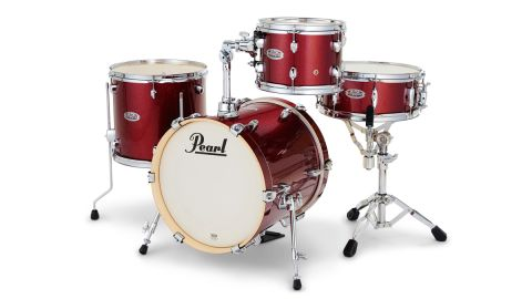 pearl midtown drum kit review musicradar. Black Bedroom Furniture Sets. Home Design Ideas