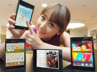LG Optimus Vu arrives to take on Galaxy Note