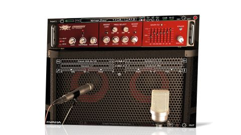 The amp head features three core preamp options - Valve, FET and Drive