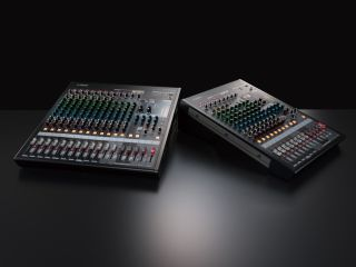 Yamaha MGP12X and MGP16X: hybrid mixers.