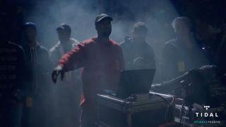 Kanye Tidal event