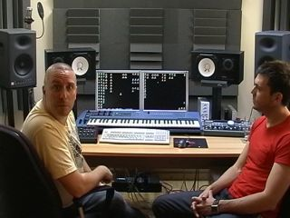 Hardcore legends show you their studio setup
