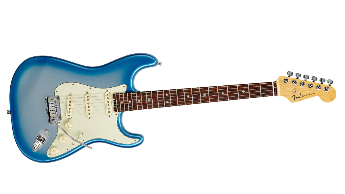 Fender American Elite Stratocaster Review Musicradar Noiseless Pickups Wiring Diagram