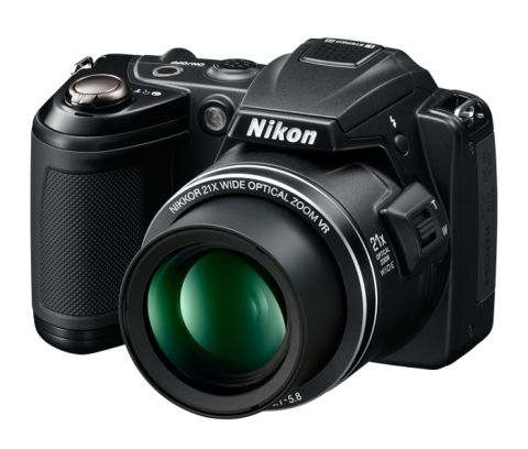 Nikon Coolpix L120 Review