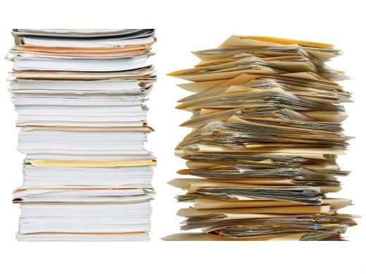 an analysis of paperless office We were promised the paperless office for 40 years, yet it's only just becoming true, writes christopher mims.