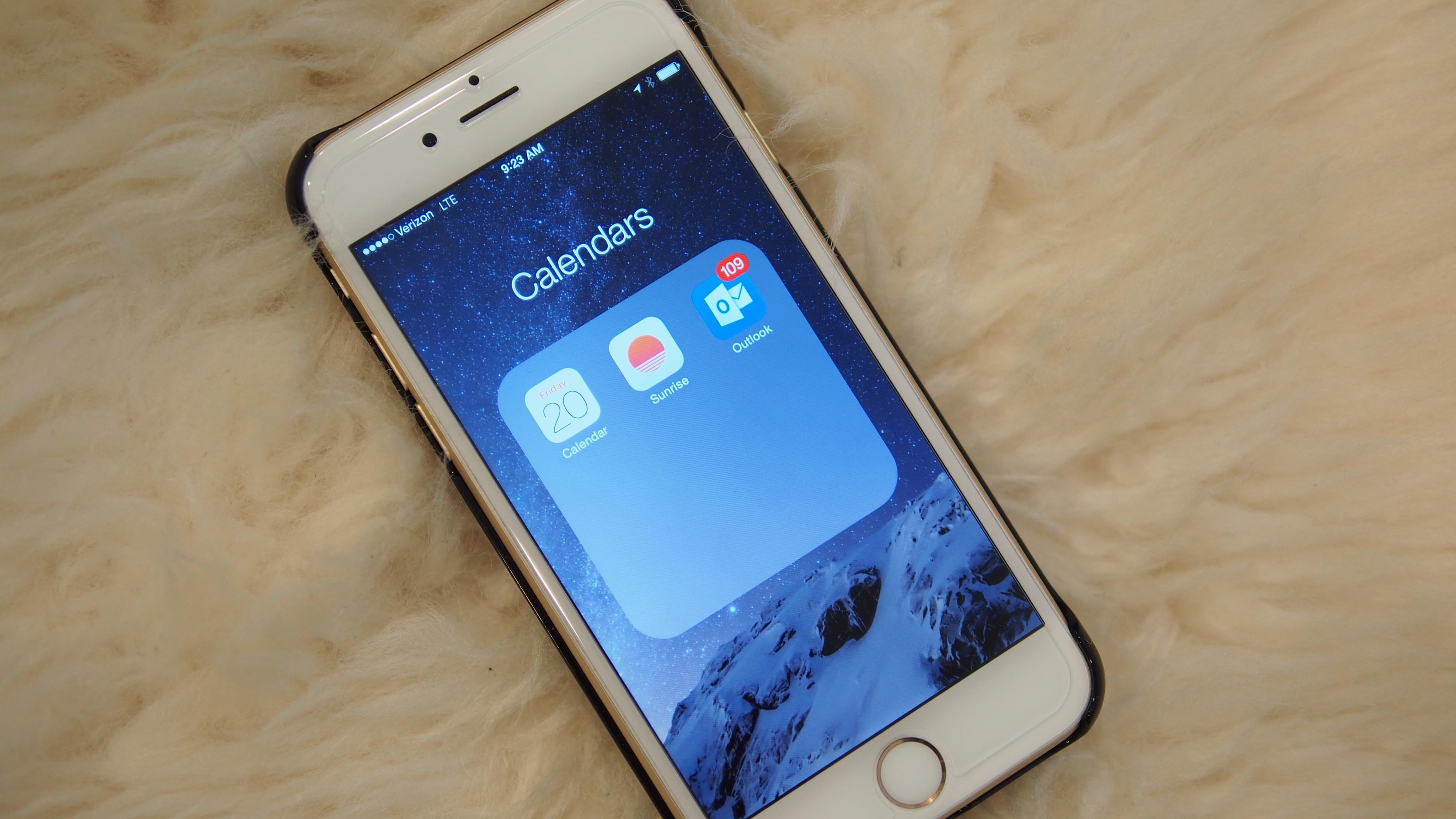 How to sync shared Google calendars with an iPhone | TechRadar