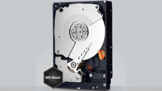 The prototype was built using this WD Black drive.