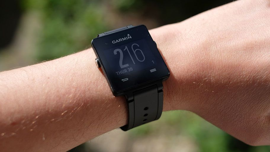 Garmin Vivoactive Review Techradar
