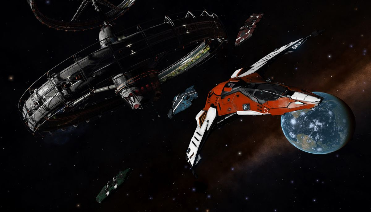 400 billion reasons why Elite: Dangerous is secretly Xbox One's most exciting game