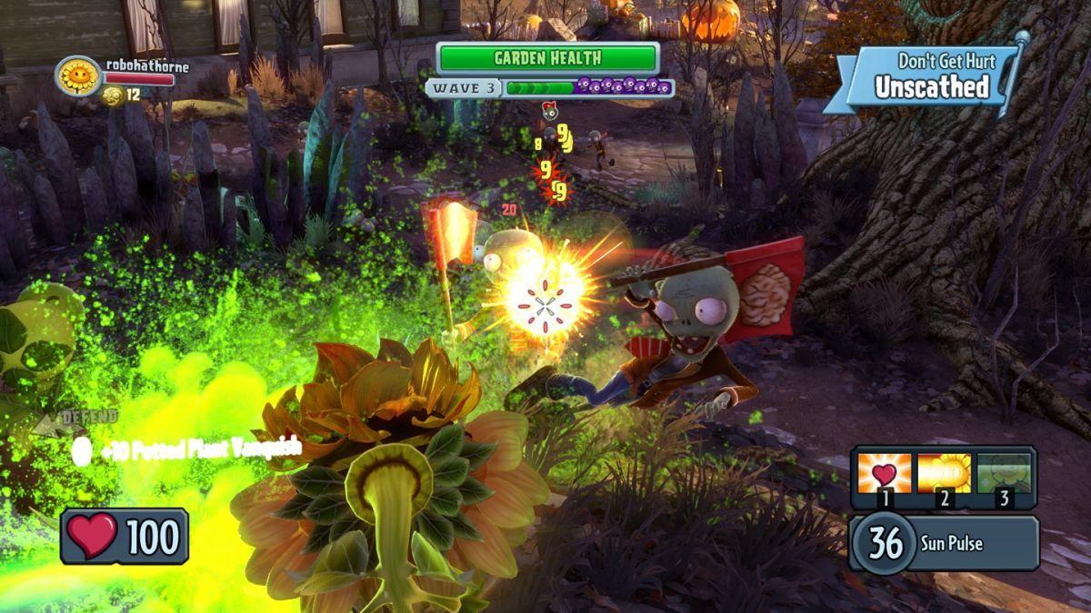 Plants vs zombies garden warfare review pc gamer for Plants vs zombies garden warfare 2 review