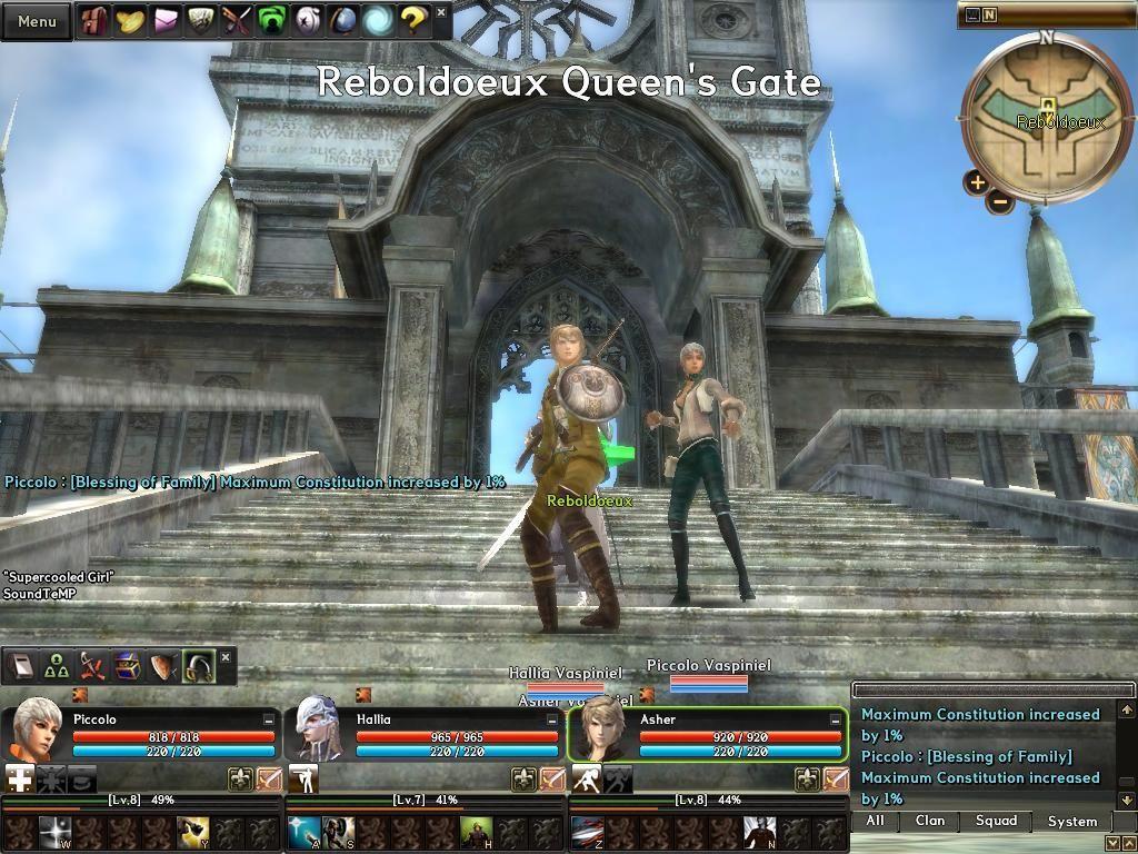 Sword Of Thenew World: The Sword Of The New World: Granado Espada Review