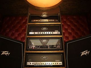 Peavey Hollywood will showcase the firm's top-of-the-line gear