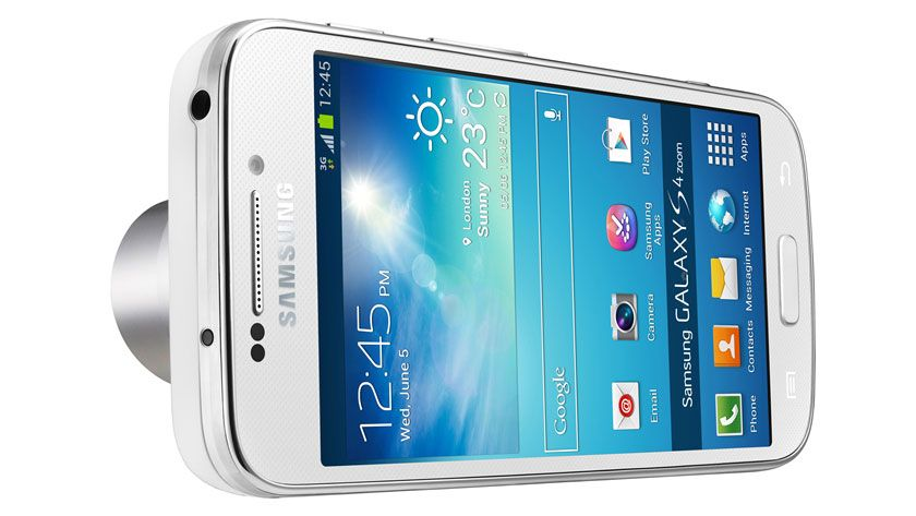 Samsung Galaxy S4 Zoom UK release date set for July 8?