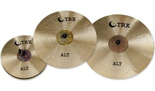 Crash-rides are available in TRX DRK, MDM, ALT and BRT series.
