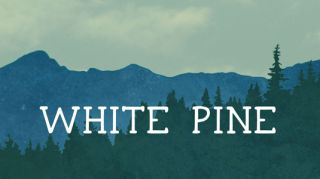 Font of the day: White Pine