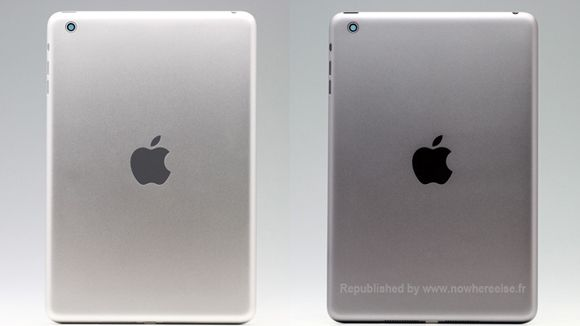 iPad mini 2, like the iPad 5, is rumored to be suiting up in 'space gray'