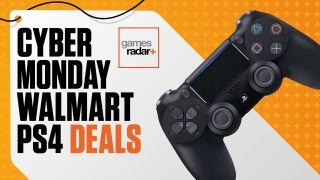 Cyber Week Walmart PS4 discounts 2019