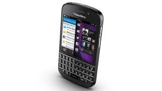 RIM stays faithful to keyboard warriors with new BlackBerry X10