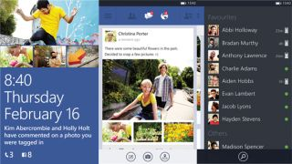 Windows Phone 8 Facebook official